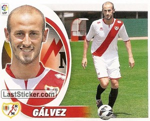 Gálvez (4BIS) Colocas (RAYO VALLECANO)
