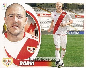Rodri (6BIS) Colocas (RAYO VALLECANO)