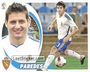 Paredes (6) (REAL ZARAGOZA)