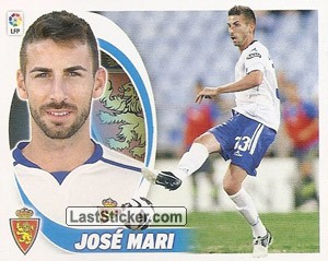 Jose Mari (9BIS) Colocas (REAL ZARAGOZA)