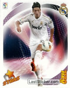 Ózil (Real Madrid) (11) (Stars)