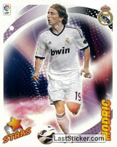 Modric (Real Madrid) (3BIS) (Stars)