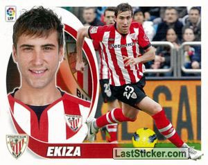 Ekiza (5B) (ATHLETIC CLUB)