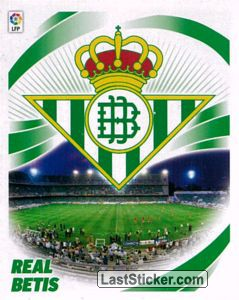 Escudo REAL BETIS (REAL BETIS)