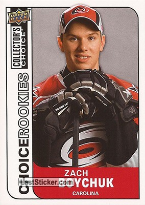 Zach Boychuk (Carolina Hurricanes)