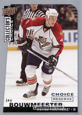 Jay Bouwmeester (Florida Panthers)