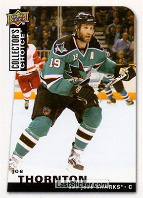 Joe Thornton (San Jose Sharks)