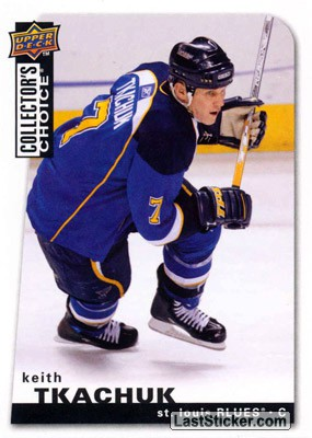 Keith Tkachuk (St. Louis Blues)