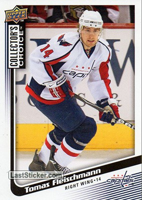 Tomas Fleischmann (Washington Capitals)