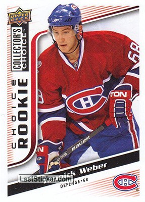 Yannick Weber (Montreal Canadiens)