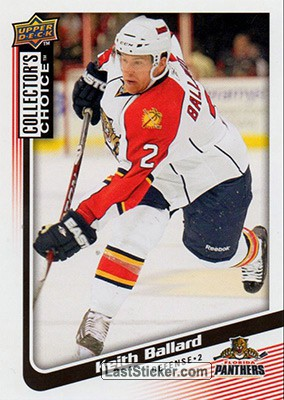 Keith Ballard (Florida Panthers)