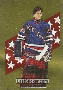 John Vanbiesbrouck (1985-86 All Stars Game)