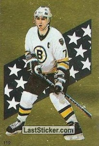 Ray Bourque (1985-86 All Stars Game)