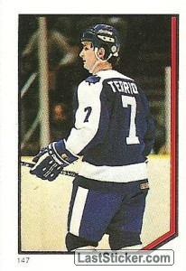 Greg Terrion (Toronto Maple Leafs)