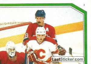 Calgary Flames vs Montreal Canadiens (2 of 4) (1986 Stanley Cup Final)