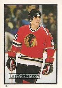 Ed Olczyk (Chicago Black Hawks)