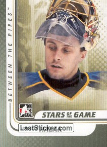 Jaroslav Halak (Stars of the Game)