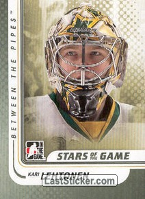 Kari Lehtonen (Stars of the Game)