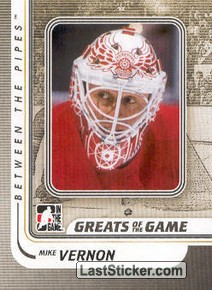 Mike Vernon (Greats of the Game)