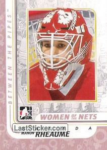 Manon Rheaume (Women of the Nets)