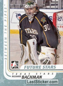 Richard Bachman (Future Stars)