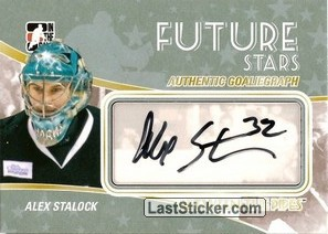 Alex Stalock (Future Stars)