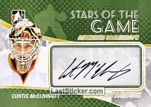 Curtis McElhinney (Stars Of The Game)