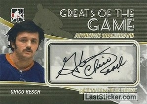 Chico Resch (Greats Of The Game)