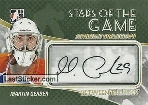 Martin Gerber (Stars Of The Game)