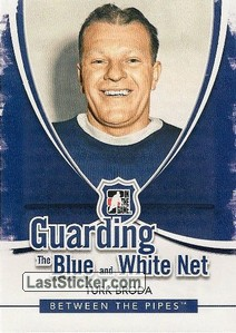 Turk Broda (Guarding The Blue&White Net)