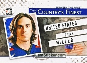 Ryan Miller (Their Country's Finest)