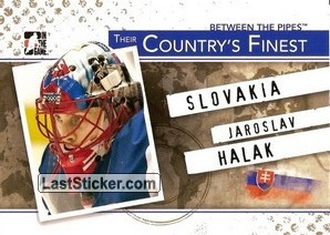 Jaroslav Halak  (Their Country's Finest)