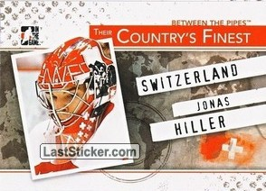 Jonas Hiller (Their Country's Finest)