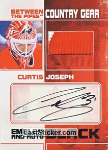 Curtis Joseph (Country Gear Emblem&Auto)