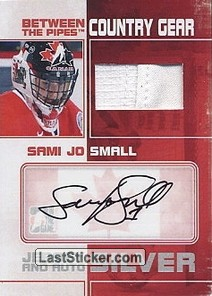 Sami Jo Small (Country Gear Jersey&Auto)