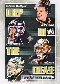 Hiller / Levasseur / Emery / Bobkov (Deep In The Crease)