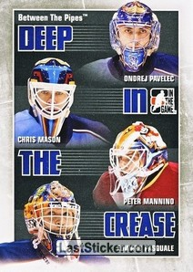 Pavelec / Mason / Mannino / Pasquale (Deep In The Crease)