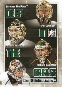 Lehtonen / Raycroft / Bachman / Campbell (Deep In The Crease)