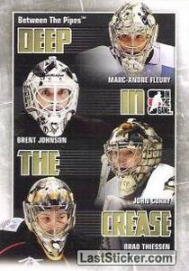 Fleury / Johnson / Curry / Thiessen (Deep In The Crease)