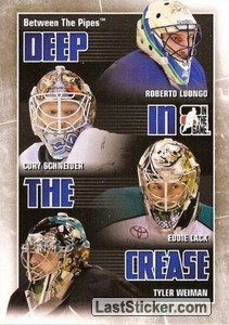 Luongo / Schneider / Lack / Weiman (Deep In The Crease)