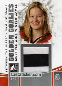 Sami-Jo Small (Golden Goalies)