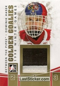 Dominik Hasek (Golden Goalies)