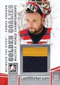 Tomas Vokoun (Golden Goalies)