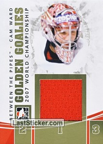 Cam Ward (Golden Goalies)