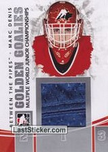 Marc Denis (Golden Goalies)