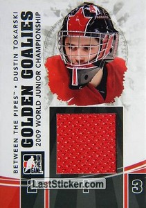 Dustin Tokarski (Golden Goalies)