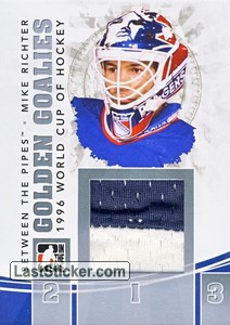 Mike Richter (Golden Goalies)