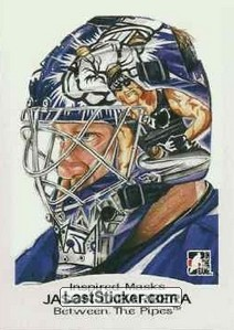 Jason Labarbera (Inspired Mask)