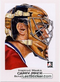 Carey Price (Inspired Mask)