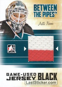 Antti Niemi (Game-Used Jersey)